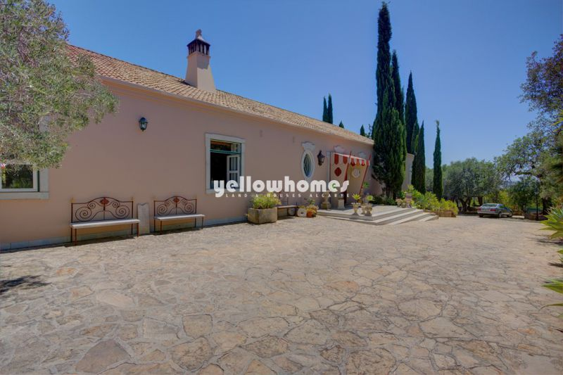 Breath-taking and unique 6 bedroom property near Santa Barbara de Nexe